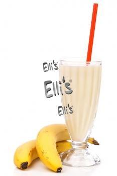 Milchshake Banane Aroma