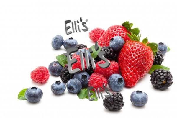 Schwarze Früchte Ellis